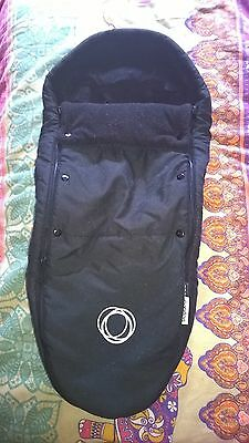 BUGABOO BEE cocoon footmuff carrycot newborn liner, cam3 fits other prams pushch