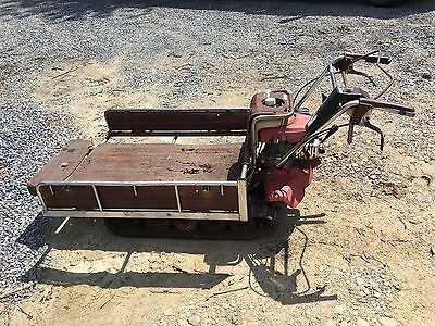 Honda HP400 Power Carrier Tracked Dumper HP250 HP450 HP500 Powered Wheelbarrow