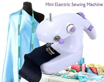 Multifunction Mini Hand Held Sewing Machine Household Portable DIY Sewing Tool