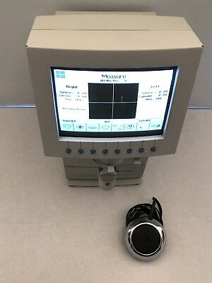 Zeiss Humphrey Lens Analyzer 350 with foot switch