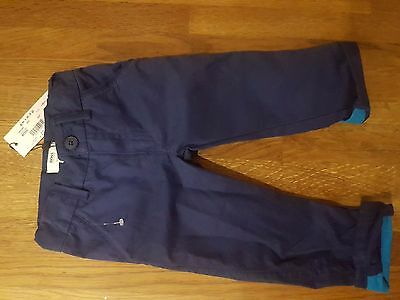 HUGO BOSS  trousers BNWT RRP £59 age 6 months