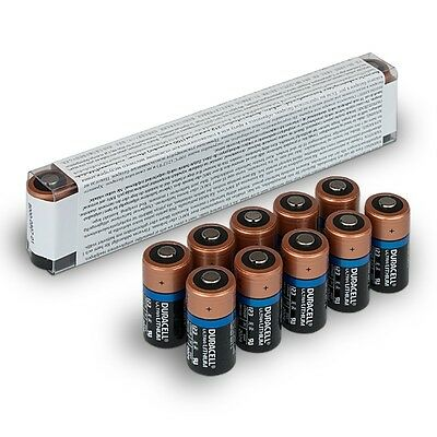Zoll AED Plus Battery Replacement Set  (10 Batteries) 8000-0807-01
