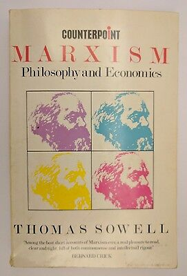 Marxism: Philosophy and Economics (Paperback) by Thomas Sowell