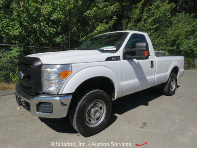 2011 Ford Other Pickups  2011 Ford F250 4WD Pickup Truck V8 6.2L A/C 8' Bed Microsoft Sync Bluetooth 4x4