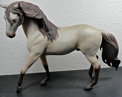 Breyer, Reeve, Matte, Brown Colored, Horse