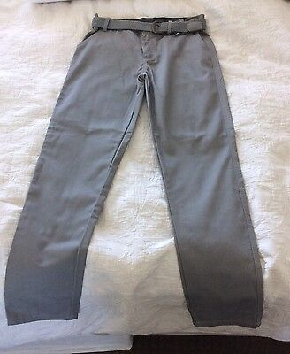PETER MORRISSEY Boys CHINO PANTS Size 14 NEW