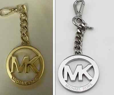 2017 new letter M@@K Logo Hang Tag Fob Charm Key Chain,SHINING & AUTHENTIC !