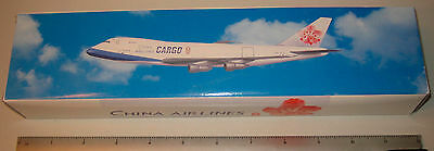 China Airlines Cargo Boeing 747-200F Desk Model New