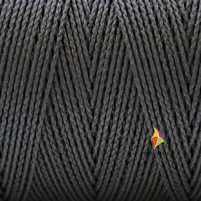 High Strength Black Kevlar Line 250lbs 100ft for Kitesurfing Power Kite Flying