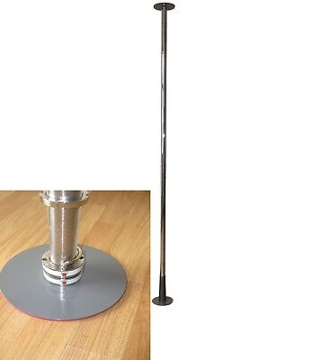 Portable Dance Pole Dancing  Sturdy Fitness Easy Assembly Durable Professional