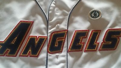 australian baseball jersey - angels - # 41 murray - size 40