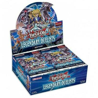 YU-GI-OH! TCG Legendary Duelist Booster Box w/ 36 Booster Packs