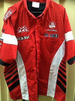 Mens Holden Racing Team Shirt And Polo Size Xl 2 Tops Hsv Hrt