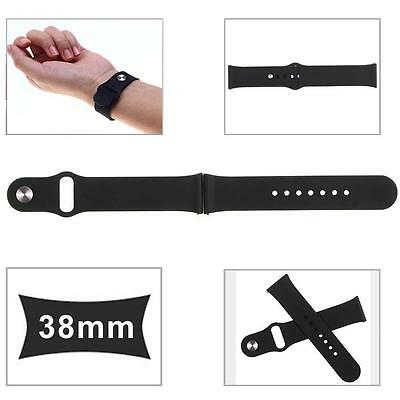 Sport Band Silicone Strap Bracelet Replacement for Apple Watch iWatch 42mm  TY