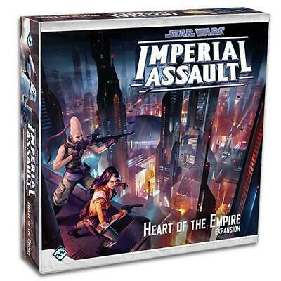 PREORDER Star Wars Imperial Assault Heart of the Empire Board Game