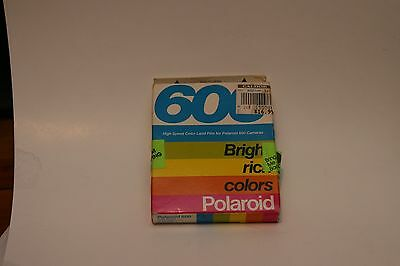 Vintage Polaroid 600 Film High Speed Land Film