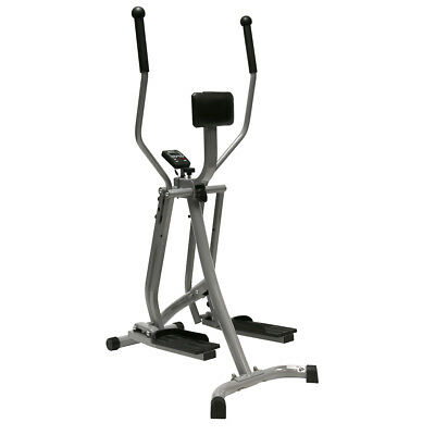 Bentley Fitness Air Walker With Electrical Display Gravity Exercise Strider