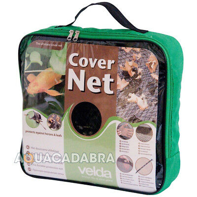 Velda Cover Net 6m x 5m Pond Guard Fish Protector Pest Deterrent High-Quality