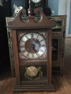 Old 36 day Mantel Clock