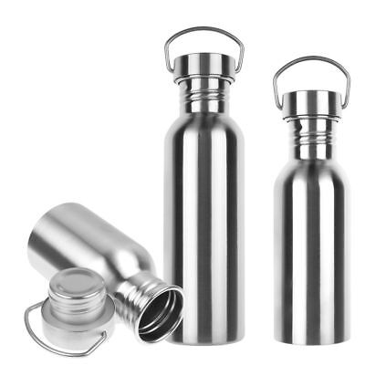 Stainless Steel Water Insulation Bottle Travel Outdoor Camping Hiking Cycling AU