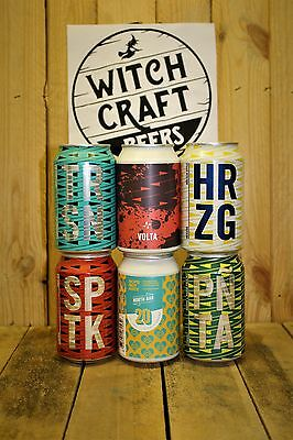 North Brew Co Craft Beer Cans - Mixed Case 6X330ml DAD BIRTHDAY, GIFT, PRESENT