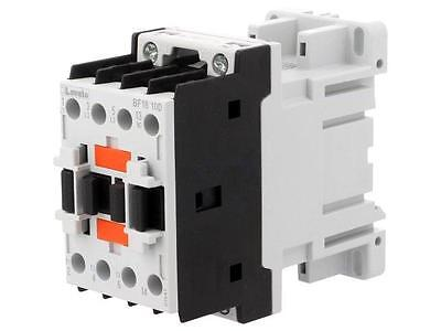 BF1810D024 Contactor3-pole Auxiliary contacts NO 24VDC 18A no x3 DIN