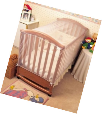 Baby Cot Bed Insect Net Cats Animals Pest Repellent Mesh Netting Barrier Screen