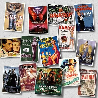 2200 Filmposter & Plakate 1915-1995 MOVIE POSTERS COLLECTION  Bilder-CD