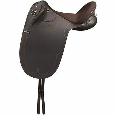 Norton Synthetic Stock Saddle Brown