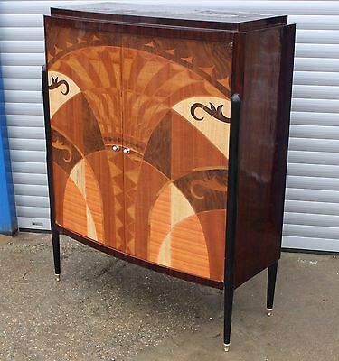 Antique French Style Furniture - Cabinet - 2 Doors - Home Furniture - C450