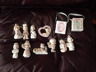 Precious Moments Figurines - Lot of  12. Lot #21