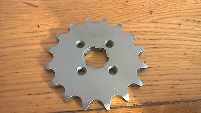 HONDA C50 C70 C90 CUB FRONT SPROCKET 16 TOOTH teeth (125316)
