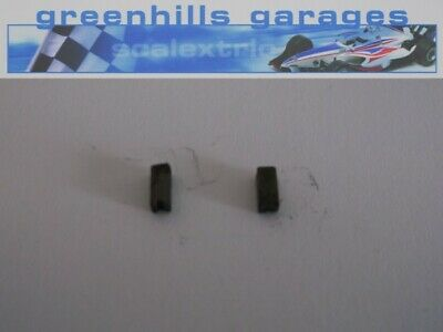 Greenhills Scalextric E7 Raymond Large Can Engine Carbon Brushes Pair Used P2272
