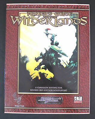 Player's Guide to the Wilderlands of High Fantasy - New - Dungeons & Dragons