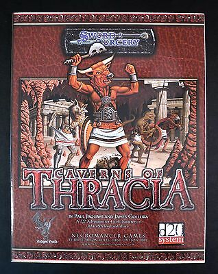 Caverns of Thracia - New - Dungeons & Dragons