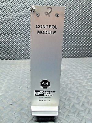 INTEGRATED POWER SYSTEMS SCR Control Module PLC CARD MODEL 1530