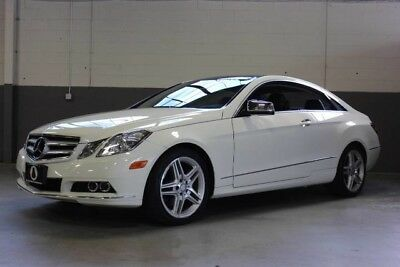 2011 Mercedes-Benz E-Class Base Coupe 2-Door BEAUTIFUL 2011 MERCEDES-BENZ E350 COUPE, LOADED WITH OPTIONS, JUST SERVICED!!!