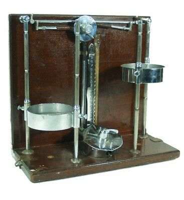 Antique Medical/Mortician Device Transfusion/Embalming Machine Steampunk NR