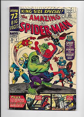 The Amazing Spider-Man #3 King-Size Special
