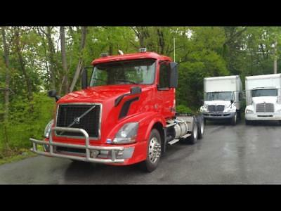 2012 Volvo VNL64T HEAVY HAULER 500 HP 60K GVW 18SPD, WARRANTY,ORIGINAL OWNER