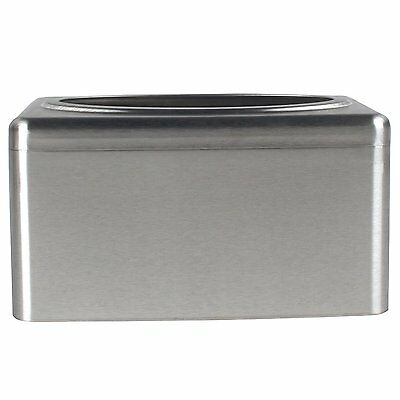 Kimberly-Clark Professional 9924 Stainless Steel Hand Towel Dispenser, Silver of