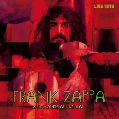 FRANK ZAPPA & MOTHERS OF INVENTION Live 1975 Vancouver 2x LP NEW VINYL Dol 180g