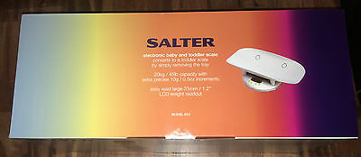 Salter Brecknel Electronic Baby And Toddler Scale - Model 914 - Unopened Box
