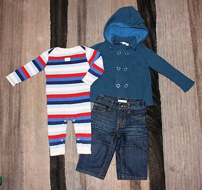Baby Boy Size 0 Bundle (Country Road, Jack & Milly)