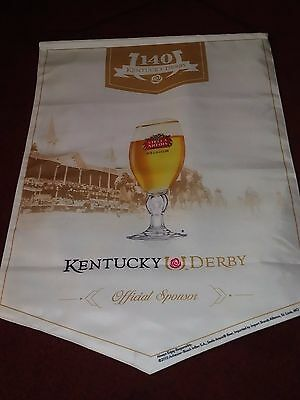 Kentucky Derby 140 Stella Artois Beer Official Sponsor Banner