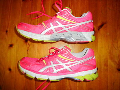 Asics Gel Gt-1000 Running Shoes Ladies Size Us 9 Good Condition