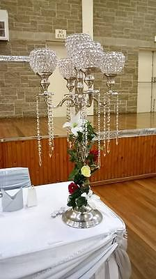 Table Centerpieces to suit any budget - HIRE Only - From $12ea