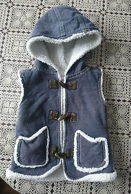 girls gilet 12-18 Months from next