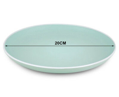 Cooper & Co. Pasco Side Plate 6-Pack Mint/Green Set 20CM 27CM Home Dinning