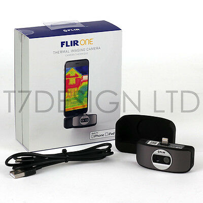 Flir One Thermal Imaging Camera For iPhone/iPad - Perfect Condition